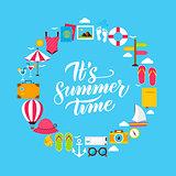 Summer Flat Circle