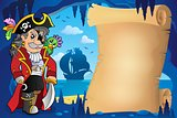 Parchment in pirate cave image 2