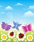 Spring thematics image 1