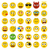 Set of Emoticons.