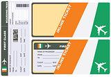 Ticket to Coast Ivory