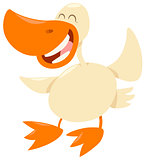 duck farm animal character