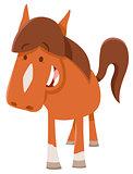 cute horsepr pony farm animal
