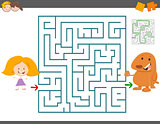 maze leisure game