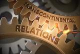Transcontinental Relations. 3D.
