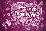Process Engineering - Business Concept.