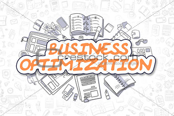 Business Optimization - Business Concept.