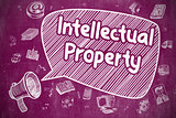 Intellectual Property - Business Concept.