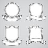 Vintage Heraldic Elements