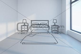 bedoom planning design