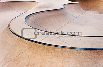 Skate-park background