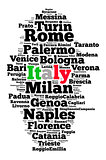 Localities in Italy