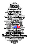 Localities in Russia