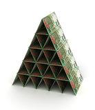 Argentina Pesos Pyramid