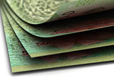 Argentina Pesos Closeup