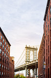 NYC Manhattan Bridge