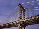 Manhattan Bridge Detail