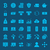 Bitcoin Glyphs Website Icons