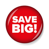 Save Big button red