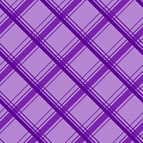 Tartan seamless pattern. Cage endless background. Square, rhombus repeating texture. Trendy backdrop for textiles. Vector illustration.