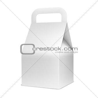 Cardboard Food Box