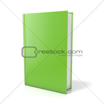 Green book. 3D