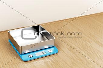 Kitchen weight scale
