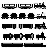 Train and railroads
