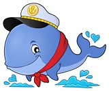 Sailor whale theme image 1