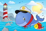 Sailor whale theme image 3