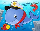 Sailor whale theme image 4