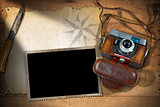 Old Vintage Camera - Adventure Travel