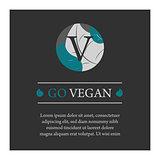 Go Vegan banner
