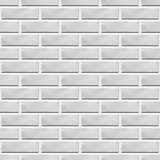 Seamless texture of a brick wall, vector illustration.