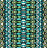 Ethnic seamless pattern. Tribal art print.