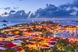 St. Barts in the Caribbean