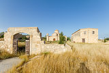 Panayia Kanakaria Monastery Church, Cyprus- overall view
