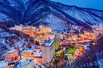 Noboribetsu Onsen Town