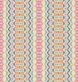 cute striped geometric native pattern