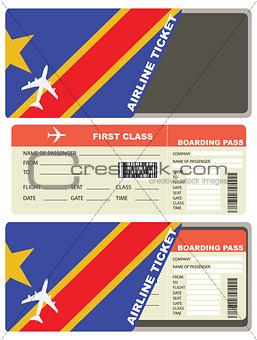 Flight Tickets to Congo