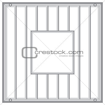 Grid with inner window