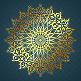 Decorative mandala background