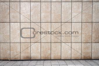 Modern white wall texture background