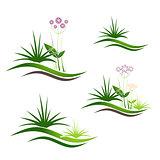 Landscape Logo Design Set