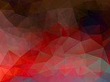 Dark red pattern