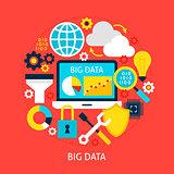 Big Data Flat Concept