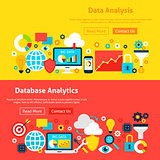 Big Data Website Banners