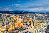 Yamagata, Japan Skyline
