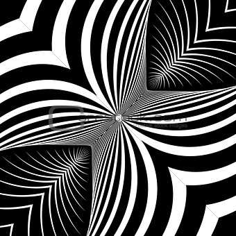 Abstract graphic design.