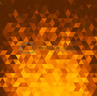 Abstract color mosaic background